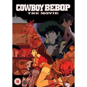 Cowboy Bebop: The Movie DVD