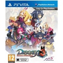 Disgaea 3 Absence Of Detention Game PS Vita