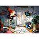 Ex-Display Ravensburger Disney Pixar The Artist's Desk 1000 Piece Jigsaw Puzzle Used - Like New - Image 2