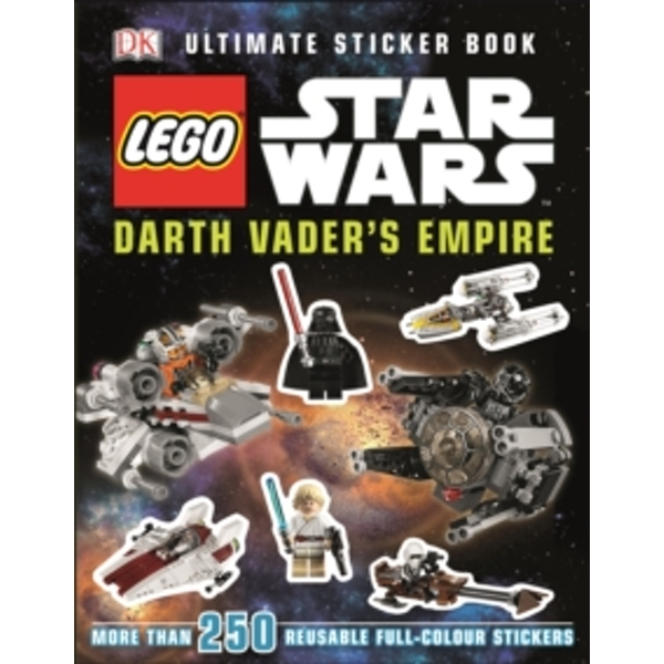LEGO (R) Star Wars (TM) Darth Vader's Empire Ultimate Sticker Book