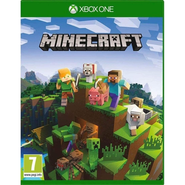 Minecraft Game Xbox One [Used]