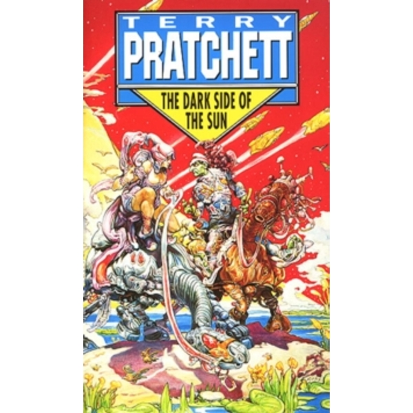 The Dark Side Of The Sun by Terry Pratchett (Paperback, 1988)