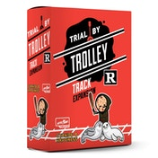 Trial by Trolley: R-Rated Track Expansion Card Game