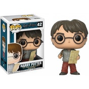 Harry with Marauders Map (Harry Potter) Funko Pop! Vinyl Figure