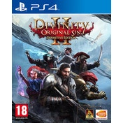 Divinity Original Sin II (2) PS4 Game