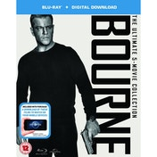 The Bourne Collection Blu-ray   Digital Download