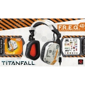 Mad Catz F.R.E.Q. 4D Stereo Gaming Headset Titanfall Edition PC