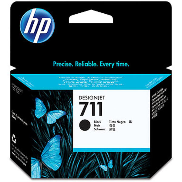 HP CZ133A (711) Ink cartridge black, 80ml - Image 2