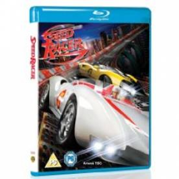 Speed Racer Blu-Ray - Image 1