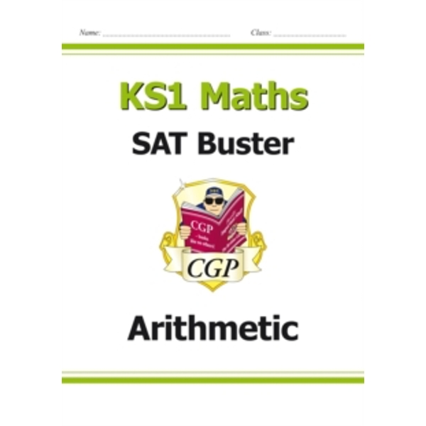 New KS1 Maths SAT Buster: Arithmetic (for tests in 2018 and beyond) by CGP Books (Paperback, 2016)