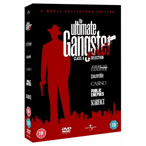 Ultimate Gangster Box Set 2011: Collector's Edition DVD