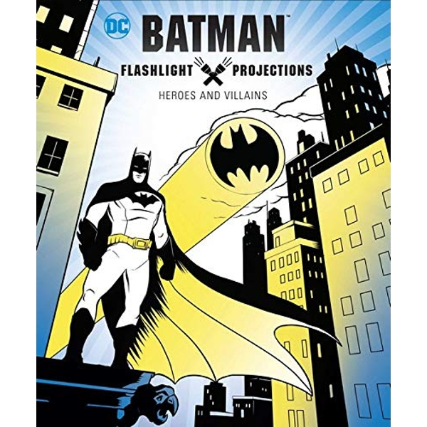 Batman: Flashlight Projections  Hardback 2018