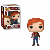 Mary Jane With Plush (Spider-Man) Funko Pop! Vinyl Figure #396