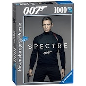 James Bond 007 Spectre Puzzle 1000-Piece
