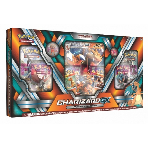 Pokemon TCG Charizard-GX Premium Collection - Image 1