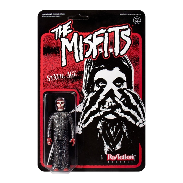Fiend Static Age (Misfits) ReAction Figure