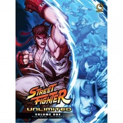 Street Fighter Unlimited, Volume 1: The New Journey