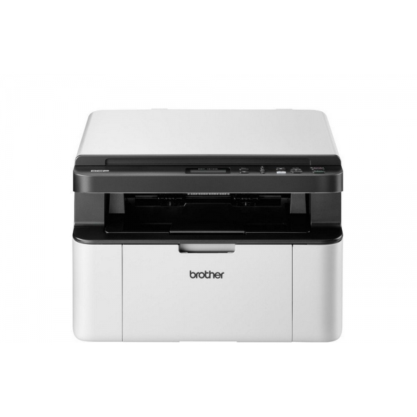 Brother DCP-1610W A4 Mono Multifunction Laser Printer - Image 2