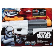 Nerf - Star Wars Episode VII Nerf Super Soaker First Order Stormtrooper Blaster