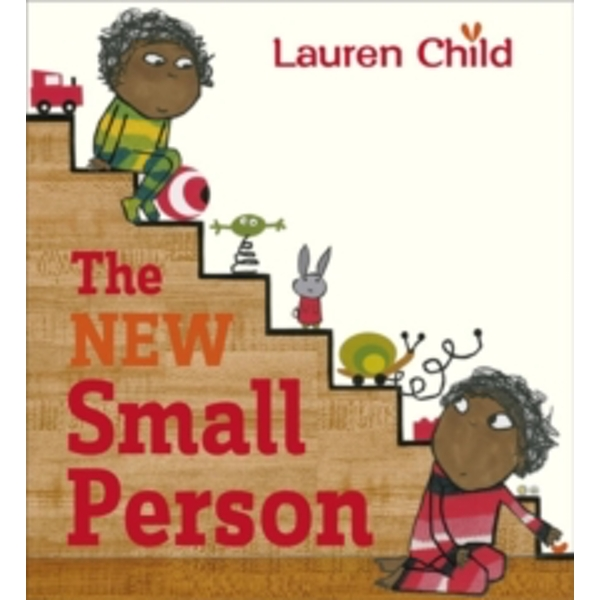 The New Small Person by Lauren Child (Paperback, 2014)