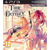 Time and & Eternity Game PS3 [Damaged Packaging]