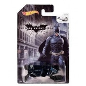 Hot Wheels The Bat (The Dark Knight Rises) Figure