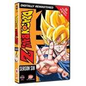 Dragonball Z Season 6 Episodes 166-194 DVD