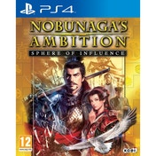 Nobunaga's Ambition Sphere of Influence PS4 Game