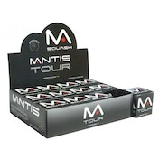 MANTIS Tour Squash Balls 12 Pack