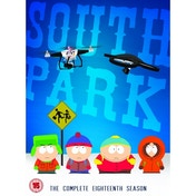 South Park - Season 18 DVD