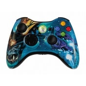 Halo 3 Wireless Controller Covenant Xbox 360