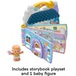 Fisher-Price Little People Baby's Day Story Set - Image 2