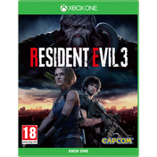 Resident Evil 3 Xbox One Game