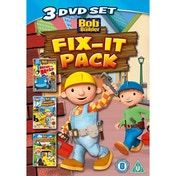 Bob the Builder: Fix It Pack (Here to Help / Seaside Adventures / Can We Fix It) DVD