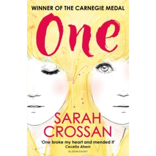 One : WINNER OF THE CILIP CARNEGIE MEDAL 2016