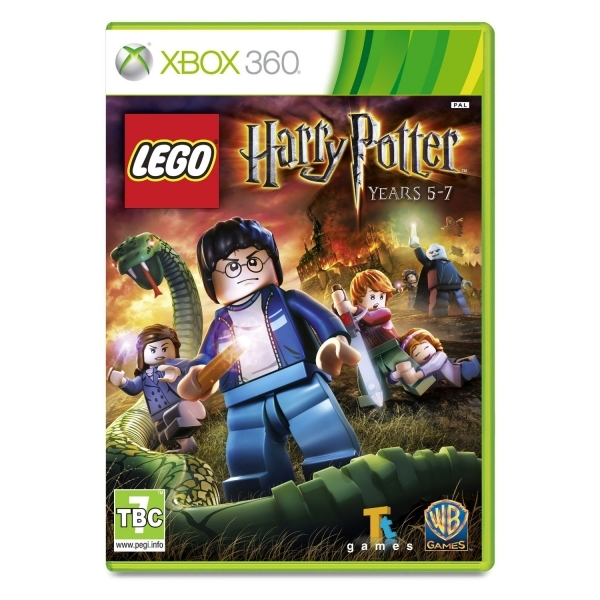 Lego Harry Potter Years 5-7 Game Xbox 360 - Image 1