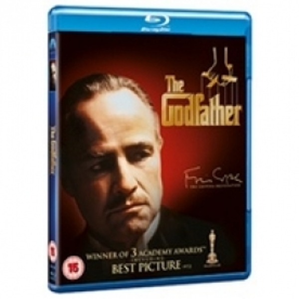 The Godfather Blu-Ray
