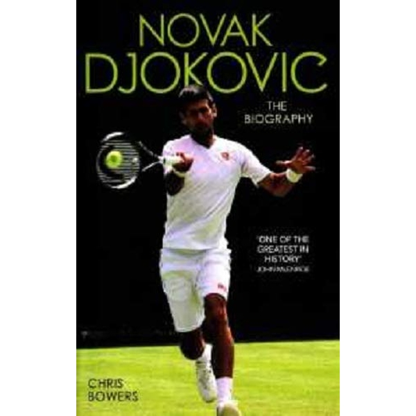 Novak Djokovic by Chris Bowers (Paperback, 2017)