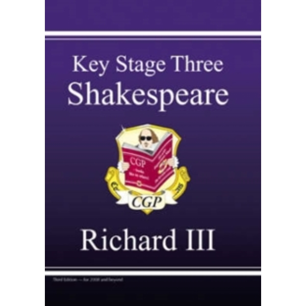 KS3 English Shakespeare Test Guide - Richard III by CGP Books (Paperback, 2007)