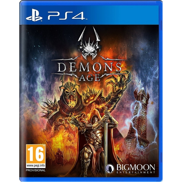 Demons Age PS4 Game - Image 1
