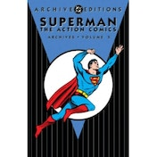 Superman Action Comics Archives HC Vol 05