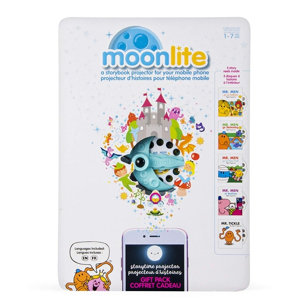 Moonlite Gift Pack - Mr Men & Little Miss