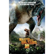 Walking With Dinosaurs Maxi Poster