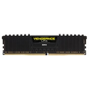 Corsair CMK16GX4M2A2400C16 Vengeance LPX 16 GB (2 x 8 GB) DDR4 2400 MHz C16 XMP 2.0 High Performance Desktop Memory Kit Black