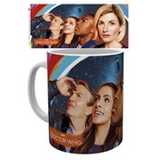 Doctor Who - Painting Mug