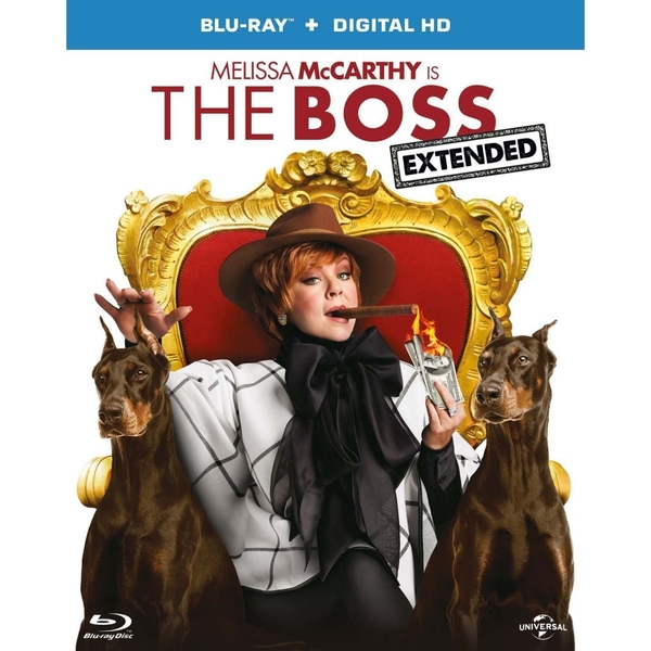 The Boss Blu-ray   Digital Download