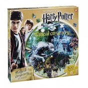 Harry Potter Jigsaw Puzzle Magical Creatures (500 Pieces)