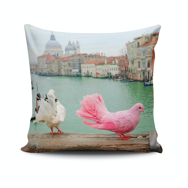 NKLF-272 Multicolor Cushion Cover