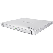 LG GP57EW40 Slim Portable DVD-RW White USB 2.0