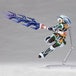 Hunter Swordswoman Kirin 'U' Series (Monster Hunter X Vulcanlog Monhan Revo) Action Figure - Image 2